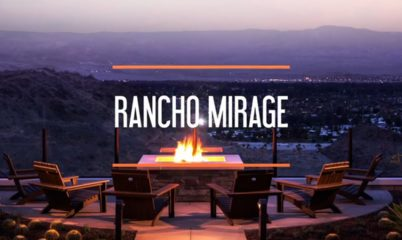 Rancho Mirage sign